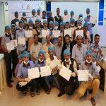 مشروع التوعية الطارئة للوقاية من انتشار وباء الكوليرا المرحلة الثاني.